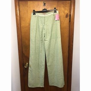 Vintage Mint Green Harvey Trousers
